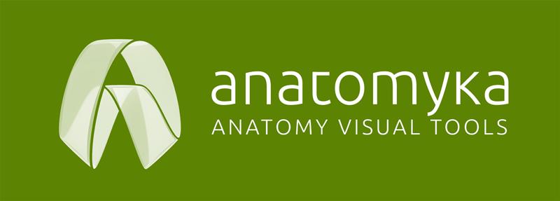 Anatomyka logo wide